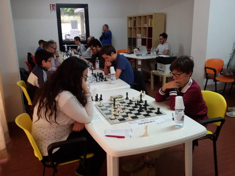 Campionato Provinciale di Scacchi a Ragusa